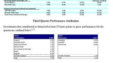 Bill Ackman Releases Pershing Square 3rd-Quarter Letter