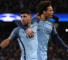 Champions League: Eight goals, 10 yellows, Falcao & Aguero magic - City & Monaco show why we love football!