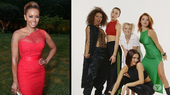 How Scary Spice Got Her Nickname