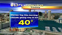 Meteorologist Tim Williams Has Your Monday Morning Forecast