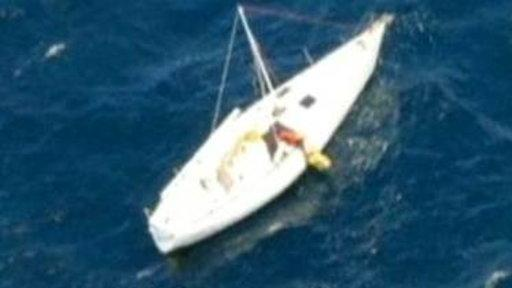 Stranded Sailor Saved, Thanks to Jet Passengers