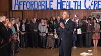 President Obama Takes Texans' Questions Over Health Care