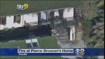 Fire Causes $1M In Damage To Pierce Brosnan's Malibu Home