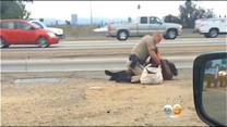 Family Of Woman Beaten By CHP Officer Speaks Out