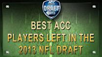 Best Remaining ACC Players in the 2013 NFL Draft