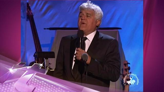Entertainment News Pop: NBC Entertainment Chief: We Hope Jay Leno Stays