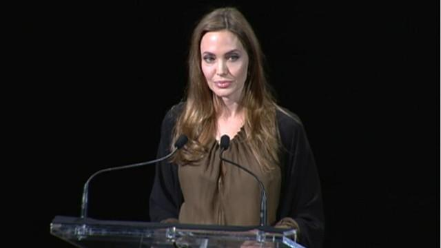 Angelina Jolie's Big Donation Supports Pakistani Teen