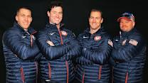 The Men's U.S. Bobsled Team on their nicknames