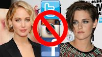 7 Celebs Who Will Never Join Social Media