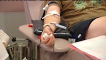 Paying for blood donations