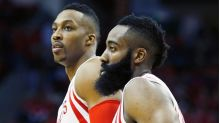 James Harden May Have Had A Big Hand In Dwight Howard's Reduced Role With Houston Last Season