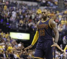 NBA rules LeBron James' series-clinching 3-pointer shouldn't have counted