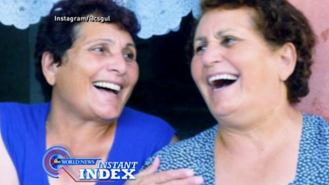 Instant Index: Turkish Women May Laugh Out Loud in Defiance of New Law