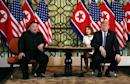 North Korea state media says people blame U.S. for summit breakdown