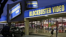 At the edges of America, Blockbuster stores (stocked with actual DVDs) still exist