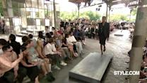 Tim Blanks on the Spring 2016 Paris Men's Shows