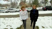 Sue Paterno speaks to Katie Couric exclusively @ 3pm