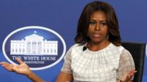 Michelle Obama Makes It Personal at WH Summit
