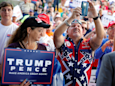 Trump voters are much more likely to support Confederate memorials than the GOP health care bill