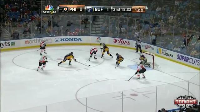 Philadelphia Flyers at Buffalo Sabres - 01/14/2014