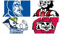 A Hipster's Take On NCAA Logos