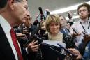 GOP senators upset by Schiff remark, Dems claim 'diversion'