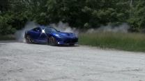Off-roading the 2013 SRT Viper