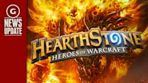"""Hearthstone Patch Points to """"Blackrock Mountain"""" Adventure - GS News Update"""
