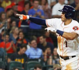 Carlos Correa and Trevor Story set records that will blow your mind
