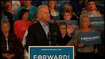 "Biden: Romney Jeep ad an ""outrageous lie"""