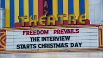 'The Interview' gains patriots' support