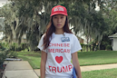 Trump campaign appoints beauty queen who was 'stripped of title over offensive tweets about Muslims and black people'