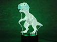 Black Friday Deal: Dinosaur Lovers Will Dig This 3D Light