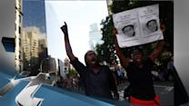 New York Breaking News: Trayvon Martin's Parents Lead Protests Over Zimmerman Verdict