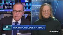 Kudlow: 529 tax plan won't work