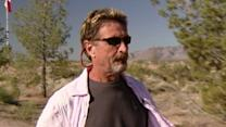 John McAfee: Belize Police Searching for Antivirus Pioneer