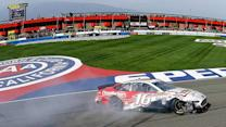 NASCAR explains late-race caution, green finish