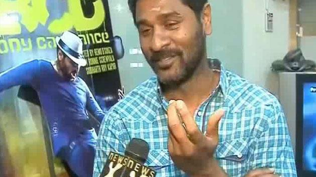 ABCD is a 'masala' movie: Prabhudeva