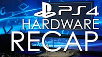 PS4 Hardware RECAP - Hardware Specs, PS Vita Integration, DualShock Controllers, & More! - Rev3Games Originals