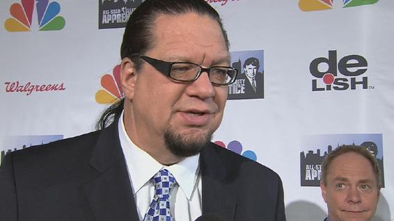 Penn Jillette Calls 'Apprentice' Winner Trace Adkins 'Classy As You Can Get'