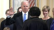 Vice President Joe Biden Sworn in for 2nd Term