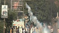 1 killed in prophet protests in Pakistan