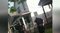 Raw: Cops Raid Cleveland Kidnapper's Home