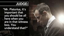 Pistorius faces fifth day of grueling testimony