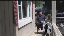 Group builds new home for veteran seriosly injured in Afghanistan