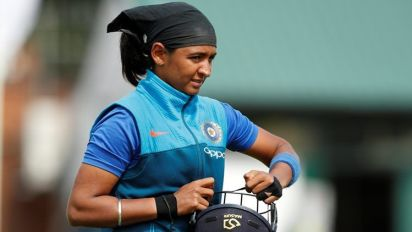 Harmanpreet Kaur will be up for Railways promotion
