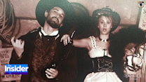 Kaley Cuoco-Sweeting and Ryan Sweeting Pose for Wild West Pic