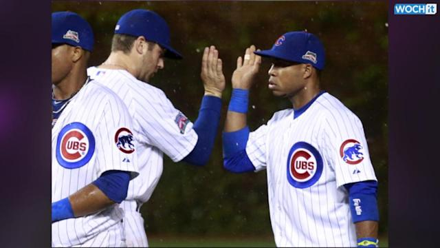 Valbuena Lifts Cubs To 6-4 Win Over Reds In 12