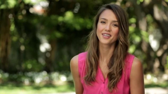 Jessica Alba : the Honest Girl ?