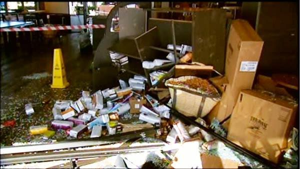 Car crashes into Milpitas Starbucks, no injuries